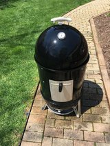 Weber 18 in Smokey mountain Grill in St. Charles, Illinois