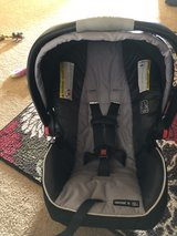 Infant car seat in 29 Palms, California
