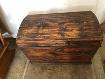 Antique chest in Fort Polk, Louisiana