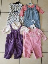 3-6 baby girl clothes in Westmont, Illinois