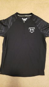 UA boys XS batting pullover in Houston, Texas