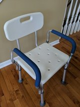 ROSCOE MEDICAL SHOWER CHAIR in Plainfield, Illinois