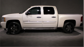 2012 Chevrolet Silverado 1500 LTZ Pickup in Tacoma, Washington