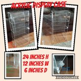 Acrylic Display Case in Joliet, Illinois