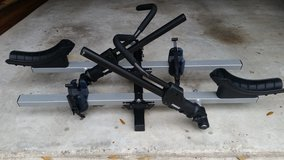 """Thule T 2 Classic 1 1/4"""" hitch mount bike carrier in Houston, Texas"""