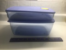 Going, going... Goodwill! Tupperware Older Style Vent & Serve in Chicago, Illinois