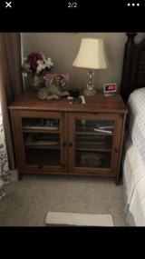 Tv stand/ night stand in Nellis AFB, Nevada