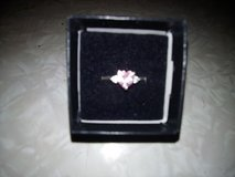 925 pink heart ring in Cherry Point, North Carolina