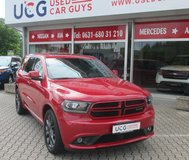 2016 Dodge Durango R/T AWD - V8, Leather, Rear DVD, Moonroof, Heated and Cooled Seats and more!! in Ramstein, Germany