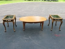 Coffee Table/End Tables in Joliet, Illinois