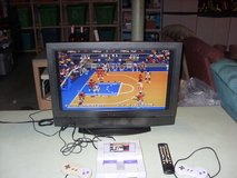 super nintendo and TV in Fort Knox, Kentucky