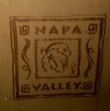 Napa Valley (with logo) Wine Rack for 1/2 Bottles Only in Kingwood, Texas