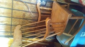 Rocking chair in Alamogordo, New Mexico