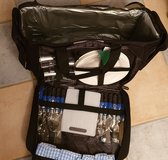 United Colors of Benetton Soft Cooler with Picnic Set in Wiesbaden, GE