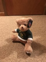 Packers Fan Bear in Orland Park, Illinois