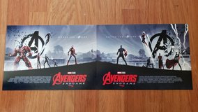 Avengers Endgame AMC Imax Exclusive  Week 1 & 2 in Naperville, Illinois