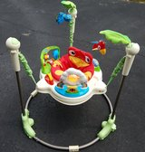 Fisher Price Rainforest Jumperoo in Fort Knox, Kentucky