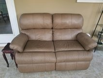 Leather Recliner Sofa & Loveseat in Perry, Georgia