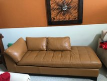 Leather Couch Set in Shorewood, Illinois