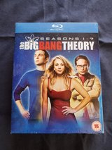 Big Bang Theory 1-7 BluRay in Stuttgart, GE