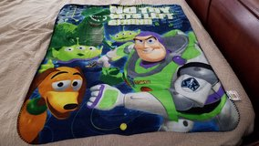 Toy Story Quilt Blanket & Cars Quilt in Chicago, Illinois