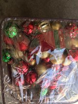 Christmas tree decorations hooks and balls in El Paso, Texas