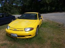 2004 chevy cavilier in Fort Lewis, Washington