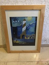 light house painting in Ramstein, Germany