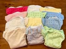 BumGenius pocket & Freetime cloth diapers in Bolling AFB, DC