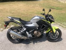 2017 Honda CB300F w/ABS in Wilmington, North Carolina