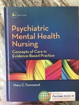 Psychiatric Mental Health Nursing 8th edition in Wilmington, North Carolina