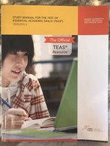 TEAS Study Manual V in Wilmington, North Carolina