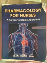 Pharmacology for Nurses a Pathophysiologic Approach in Wilmington, North Carolina
