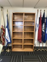 Book Case in Camp Pendleton, California