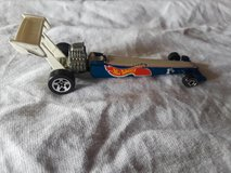 PRICE DROP!!! HOT WHEELS 1992 1-T/F Dragster in Shorewood, Illinois