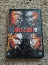 WWE Hell in a Cell DVD in Camp Lejeune, North Carolina