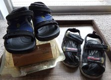 Toddler Size 6 Sandals in Kingwood, Texas