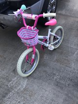 Girls bike in Fort Rucker, Alabama