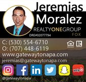 Buying or selling a home? call Jeremias. Your local Realtor®. in Travis AFB, California