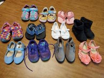 girl's shoes and boots in Fort Leonard Wood, Missouri