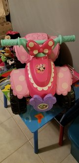 Minnie Mouse 4 wheels in Fort Polk, Louisiana