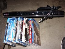 blu-ray player & 14 movies in Fort Knox, Kentucky
