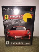 NIP Ferrari Challenge PS2 Game in Camp Lejeune, North Carolina