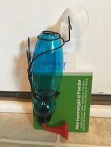 NIP Mini Hummingbird Feeder with Suction Cup in Camp Lejeune, North Carolina