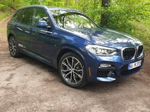 Book Your Test Drive on the 2019 BMW X3 xDrive30i Special ! Huge Discounts  ! in Spangdahlem, Germany