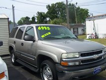 CHEVY TAHOE AUTO COLD AIR 3RD ROW  4X4~REDUCED~ in Camp Lejeune, North Carolina