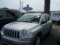 2010 JEEP COMPASS SPORT AUTO COLD AIR LOW MILES~REDUCED~ in Camp Lejeune, North Carolina
