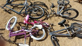 Lot of 5 Bike/Bicycle Parts in 29 Palms, California