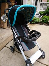 New stroller with tags in Naperville, Illinois