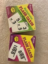 multiplication and division flash cards in Kingwood, Texas